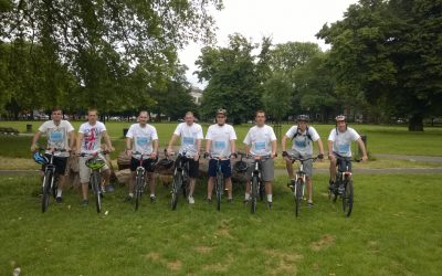 Oakley Staff Raise Money and Awareness for The British Heart Foundation